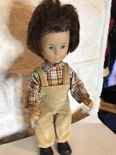 French Bella Cathie Boy Doll