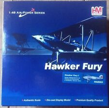 HOBBY MASTER HA8003 HAWKER FURY I 1934 1:48 Scale