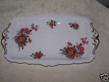 ROYAL ALBERT CENTENNIAL ROSE SANDWICH / BREAD TRAY