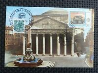 ITALIA MK 1978 EUROPA CEPT MAXIMUMKARTE CARTE MAXIMUM CARD MC CM c3021