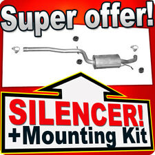 Middle Silencer VW TOURAN 2.0 TDI 136/140 PS 02.2003-11.2004 Exhaust Box DFK