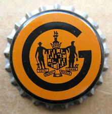 MARYLAND GARRETT COUNTY BEER TAX PAID crown, bottle CAP with Maryland State Seal