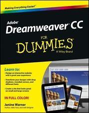 Adobe Dreamweaver CC for Dummies