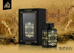 Badee Al Oud 100ml (Oud of Glory) by Lattafa Perfumes 100% Original
