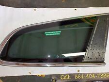 2010-2012 Buick Enclave Right Quarter Glass