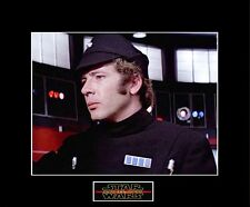 "STAR WARS ANH Imperial Officer Treidum 8""x10"" Photo-11""x14"" Black Matted"