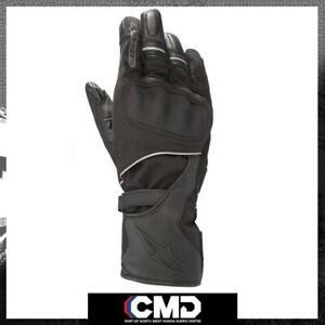 Alpinestars Vega V2 Stella WP Thermal Drystar Ladies Motorcycle Gloves Black