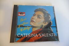 CATERINA VALENTE CD IHRE GROBEN ERFOLGE.