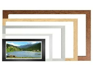 Photo Picture Frames Poster Frames Any Bespoke Colours & Sizes