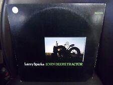Larry Sparks John Deere Tractor LP Rebel 1980 VG+
