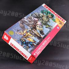 Transformers AOE 4 Platinum Autobots United OPTIMUS PRIME HOUND CROSSHAIRS DRIFT