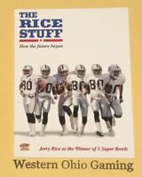 2002 Pacific Jerry Rice #14 Feature Attractions