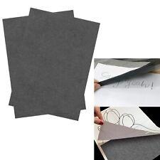 100x Carbon Transferpapier Kohlepapier Kopierpapiere Blatt Kohlepapier Schwarz