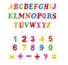 Magnetic Letters Alphabet & Numbers Fridge Magnets Toys Kids Learning Magnets