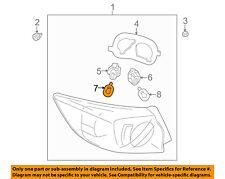 MAZDA OEM 04-14 3-Exterior Bulb 997008215