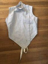 Electric Foil Fencing Vest Size 34 Female