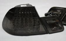 LED Luci Posteriori Set fari posteriori BMW e46 3er m3 Cabrio 00-03 Nero Smoke NUOVO