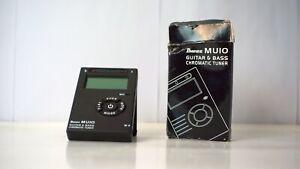 Ibanez MUIO Guitar & Bass Chromatic Tuner Tested & Works, in original box