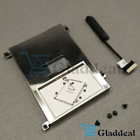 NEW HP ZBOOK 17 G3 G4 Hard Drive HDD Caddy Bracket w/Screws + Cable NOT G1 G2 US