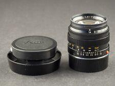 Leica M 50mm 1.4 Summilux schwarz FOTO-GÖRLITZ Ankauf+Verkauf