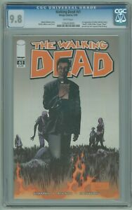 Walking Dead # 61 CGC 9.8 NM/MT Chew Preview 2009 1st Appearance Father Gabriel