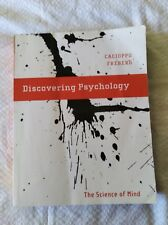 Discovering Psychology: The Science Of The Mind, 1st Edition, Cacioppo/Freberg