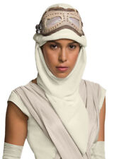 Adult Star Wars Rey Eye Mask with Hood Headpiece