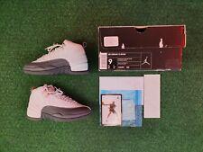 Air Jordan XII Retro Flint Grey 2003, US 9, used VNDS
