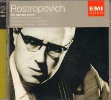Rostropovich(CD Album)Short Pieces/ Rostropovich-New