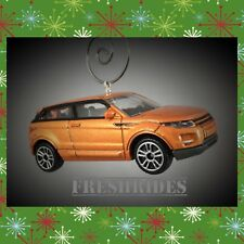 2015 Range Rover Evoque - 1/64 Scale Limited Edition custom Christmas ornament