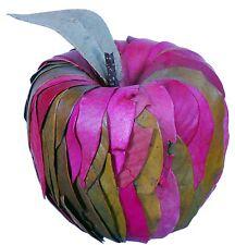 Leaf Apple Natural Country Rustic Hand Made Fruit Craft Floral Decor Filler 359x