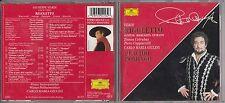 Domingo & Giulini-verdi, Rigoletto, CD