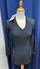 Skins Womens A200 Compression Long Sleeve Top Size Large *NEW*