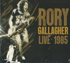 RORY GALLAGHER - Live 1985 ( Double cd / Sealed digipack)