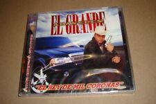Adan Cuen El Grande El Rey De Mil Coronas CD Nuevo Sealed