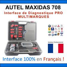 AUTEL MAXIDAS DS708 : Diagnostic multimarque professionnel