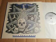 "MINIMAL MAN - MOCK HONEYMOON - 4-TRACK-12""-VINYL - BELGIUM 1987"