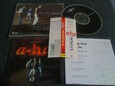 A-HA / memorial beach / JAPAN LTD CD OBI