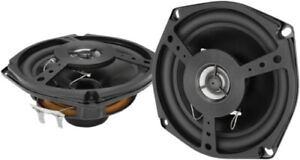 Show Chrome 3Ohm 30W RMS 4.5in Waterproof Crossover Speakers 13-104 4405-0539