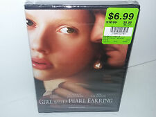 Girl with a Pearl Earring (DVD, Canadian, Region 1, Widescreen) NEW - No Tax
