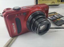 Fujifilm FinePix F Series F660EXR 16.0 MP Digital Camera Red (L15)