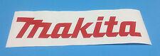 2 x Makita Decal / stickers free postage