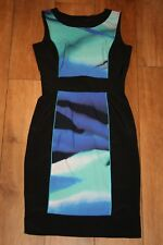 NEW! DOROTHY PERKINS pencil dress SIZE 8 bodycon party smart occasion UNUSUAL