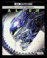 Alien 40° Anniversario 4K ULTRA HD + BLU-RAY D227016