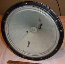 "Majestic G5 Dynamic 12"" Radio Speaker 7500 Ohm Field w/ Good Orig. P-P Out Trans"