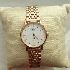 Tissot Everytime Watch T109210A Rose gold RRP £245