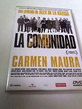 """DVD """"LA COMUNIDAD"""" COMO NUEVO ALEX DE LA IGLESIA CARMEN MAURA SANCHO GRACIA"""