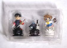 P0572. Clamp No Kiseki Figurines Set 4 Angelic Layer, Mokona, Babylon Unopened