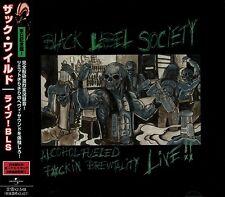 BLACK LABEL SOCIETY Alcohol Fueled Brewtality +2 JAPAN CD UICE-1008 Zakk Wylde