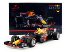 Spark RED BULL TAG HEUER RB13 WINNER MALAYSIA GP 2017 Verstappen #33 1/18 New!